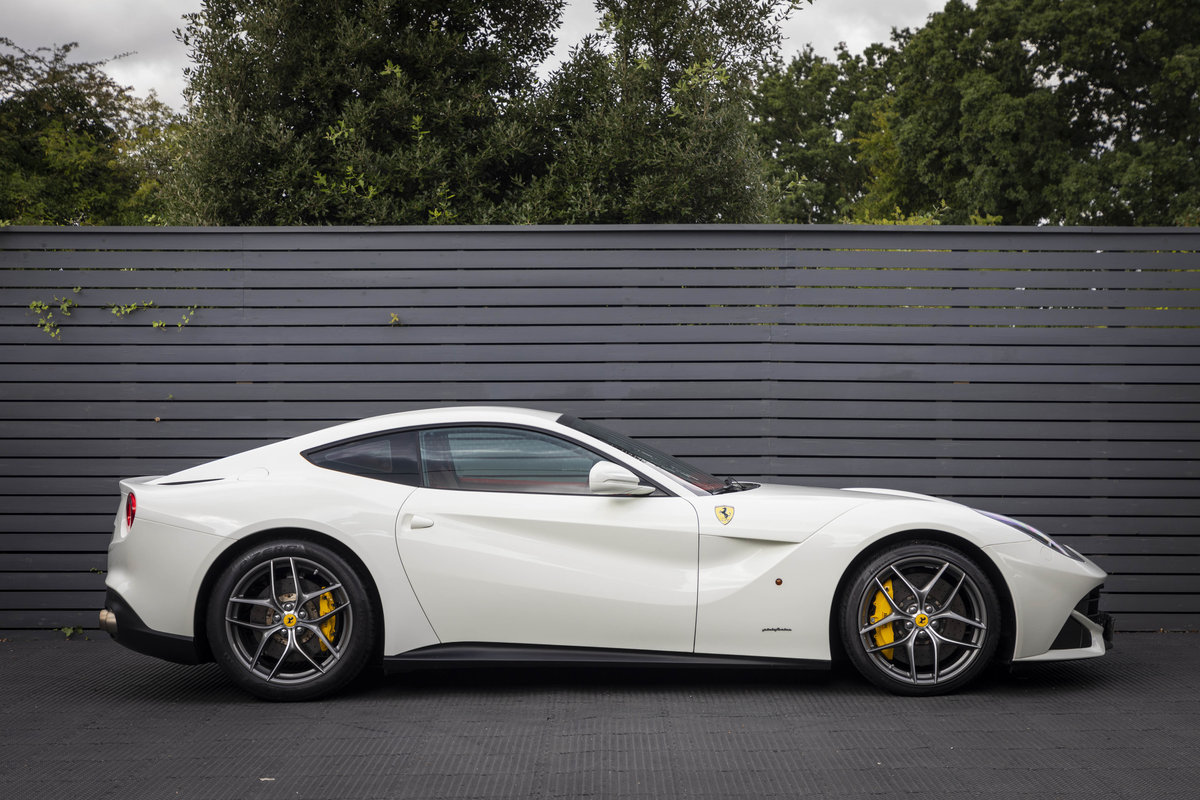 FERRARI F12 BERLINETTA, LHD, 2015  For Sale (picture 3 of 6)