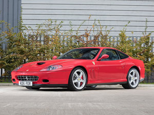 2004 FERRARI 575M MARANELLO 'HGTC' COUPÉ For Sale by Auction