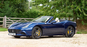 2017 FERRARI CALIFORNIA T HARDTOP CONVERTIBLE For Sale by Auction