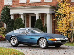 1970 FERRARI 365 GTB/4 'DAYTONA' BERLINETTA For Sale by Auction