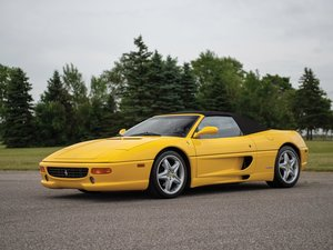 1996 Ferrari F355 Spider  For Sale by Auction