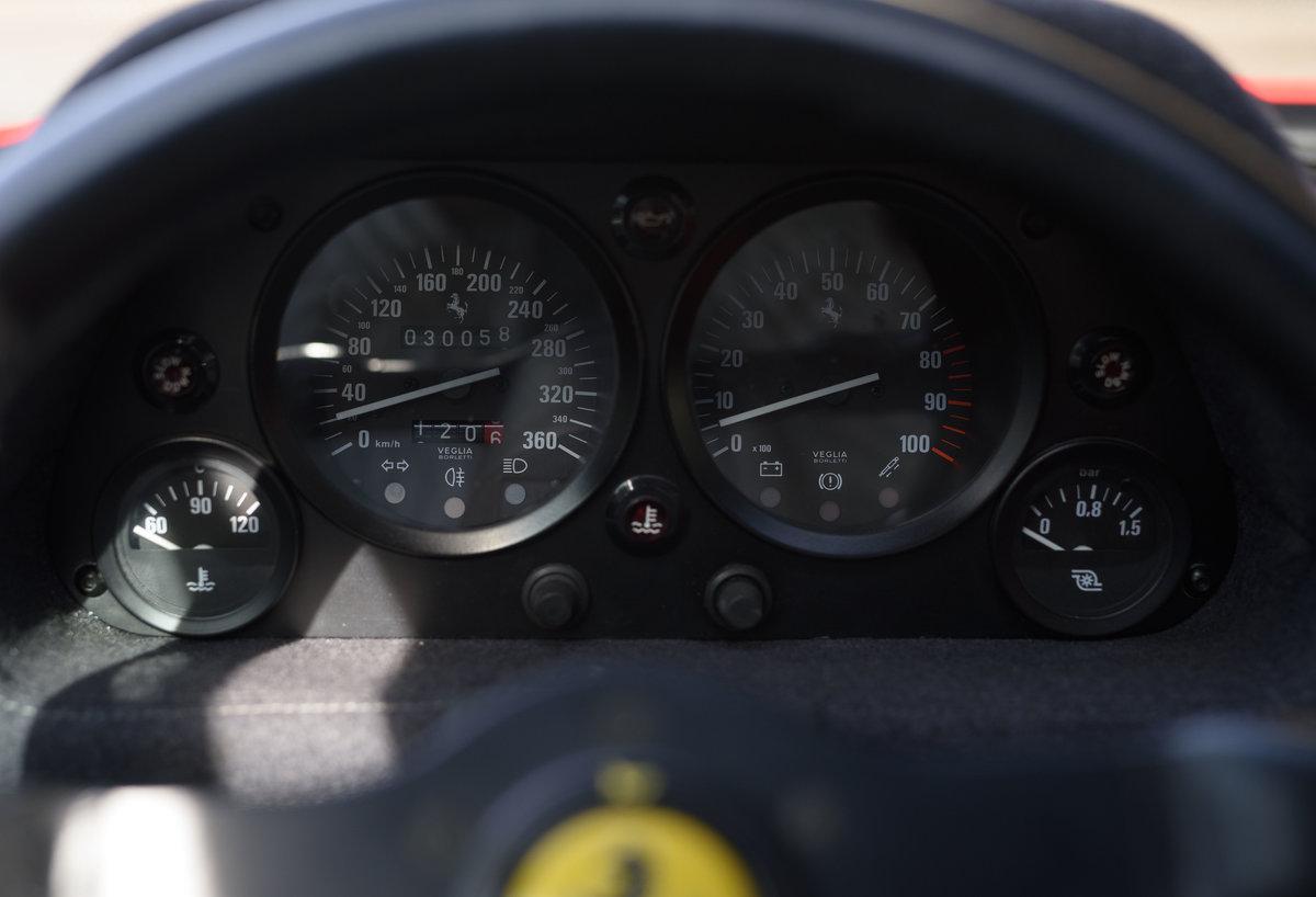 1990 Ferrari F40 Catalyst/Non-Adjust For Sale In London  For Sale (picture 19 of 24)