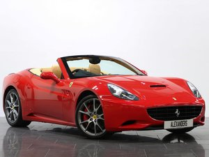 2009 09 FERRARI CALIFORNIA 4.3 F1 2 + 2 AUTO For Sale