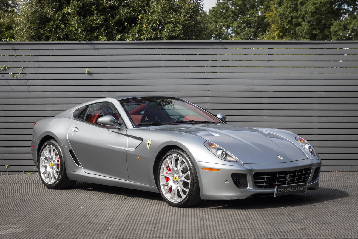 2009 Ferrari 599 GTB LHD For Sale (picture 1 of 6)