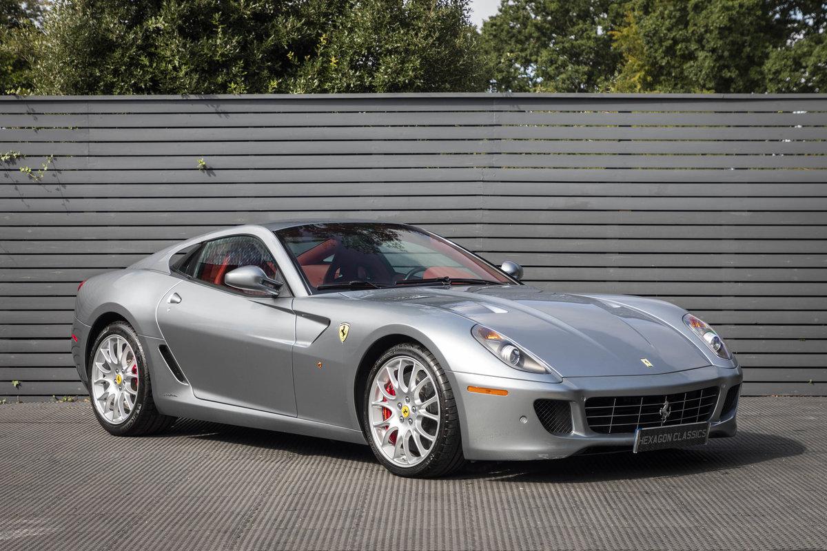 2009 Ferrari 599 GTB LHD SOLD (picture 1 of 22)