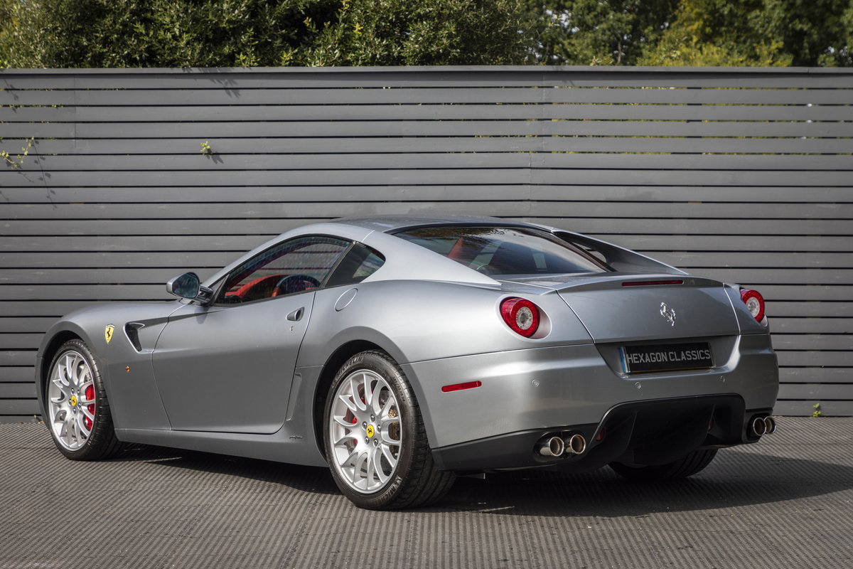 2009 Ferrari 599 GTB LHD For Sale (picture 2 of 6)
