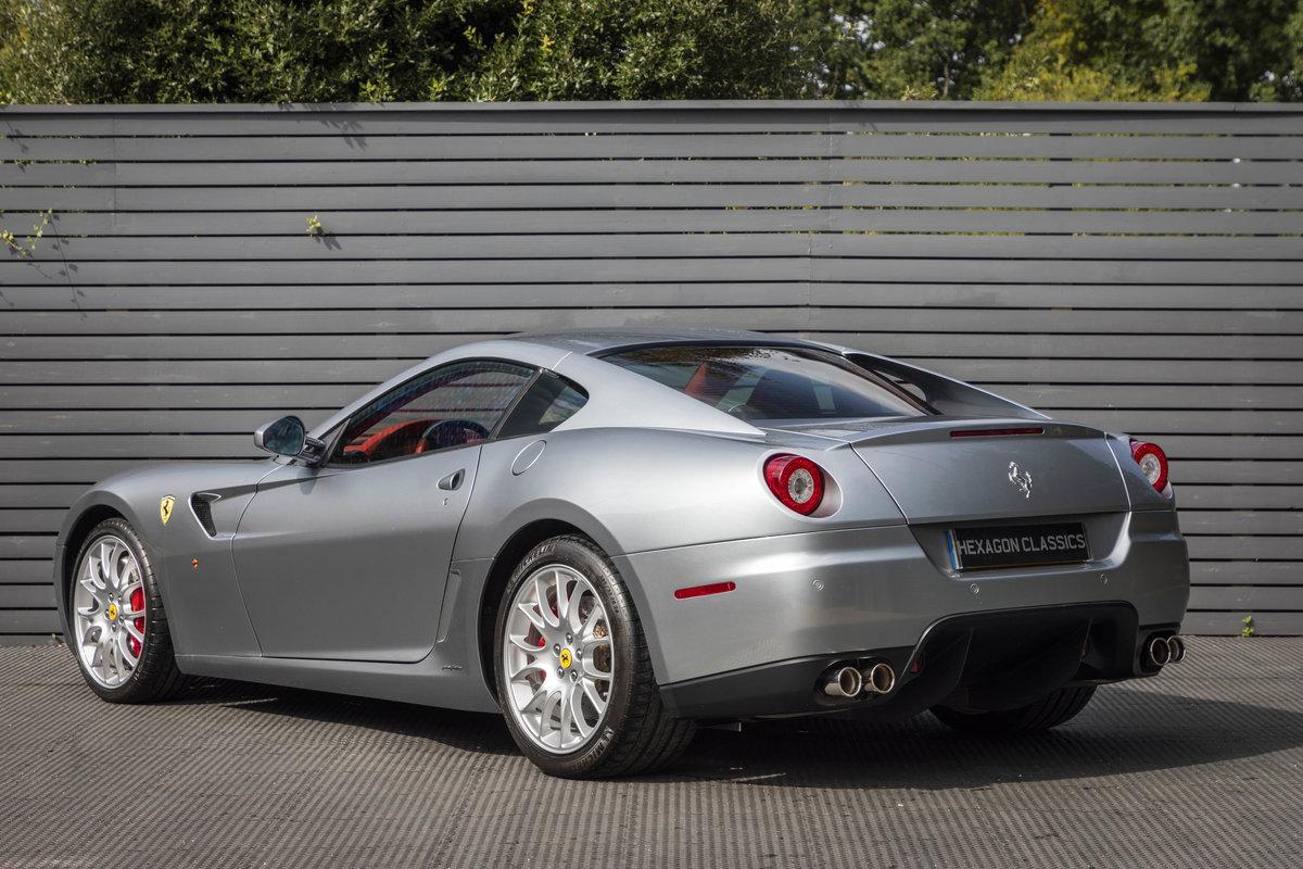 2009 Ferrari 599 GTB LHD SOLD (picture 2 of 22)