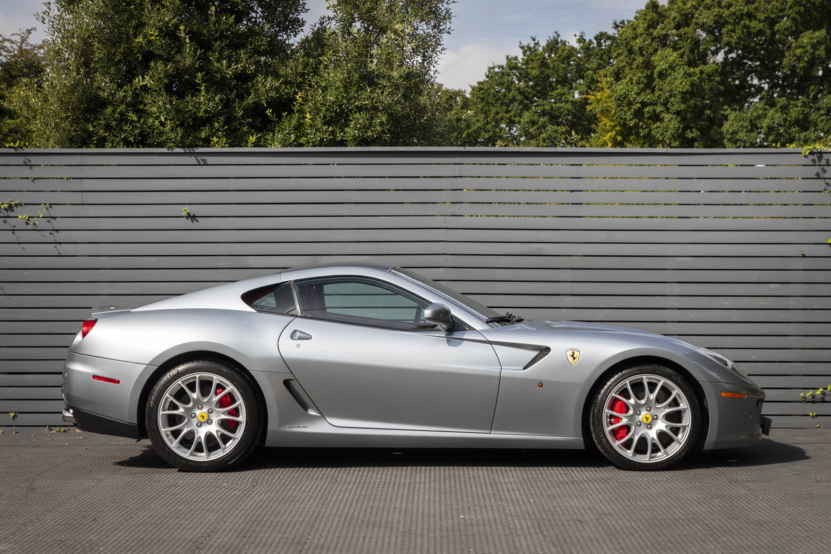 2009 Ferrari 599 GTB LHD For Sale (picture 3 of 6)