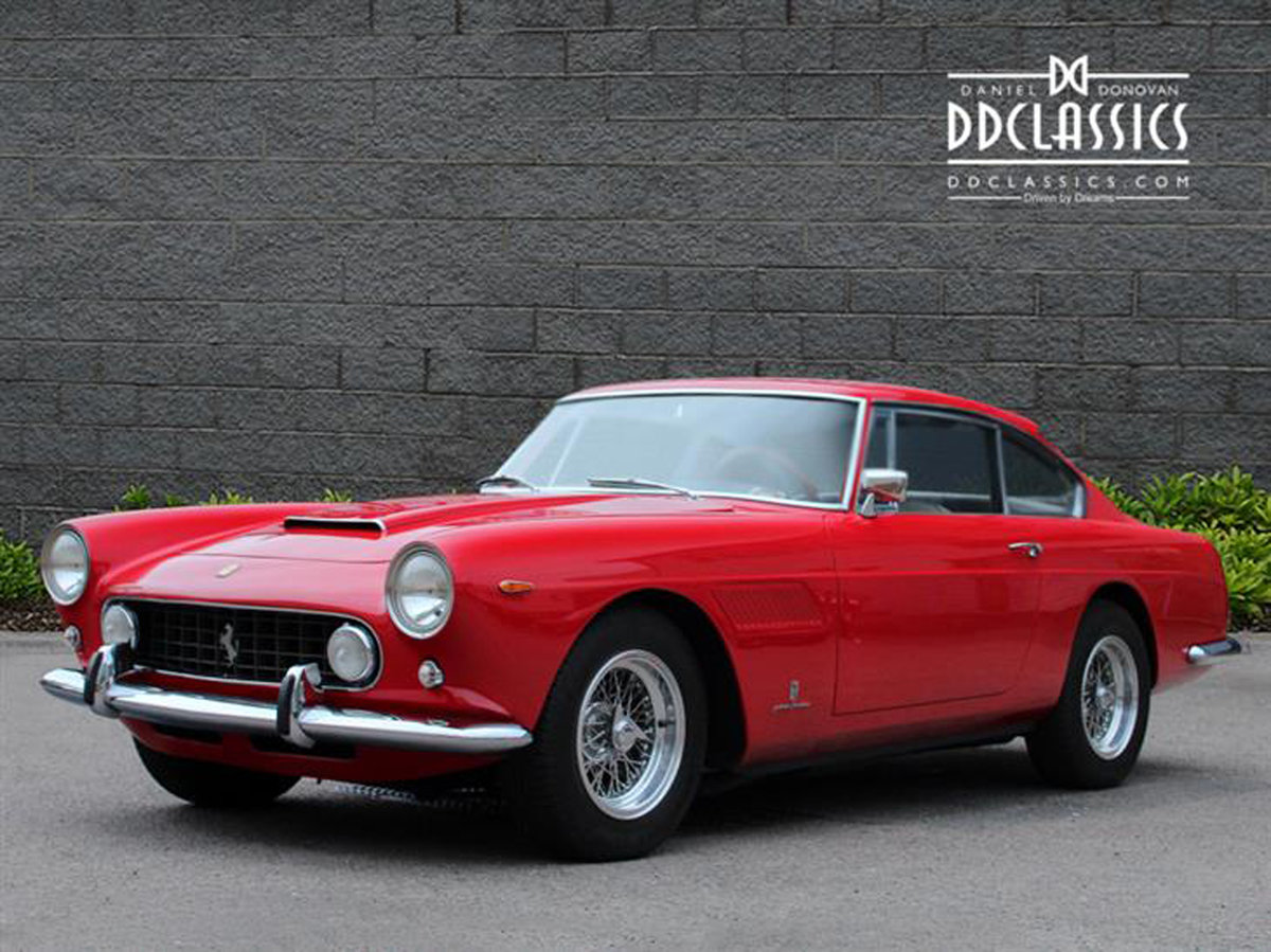 1962 Ferrari 250 GTE 1962 (LHD) For Sale (picture 1 of 20)
