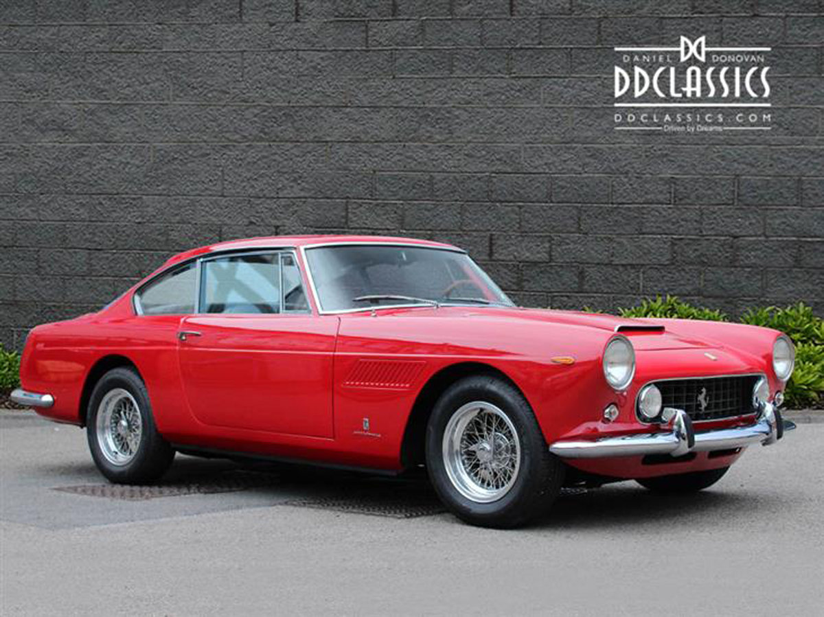 1962 Ferrari 250 GTE 1962 (LHD) For Sale (picture 2 of 20)