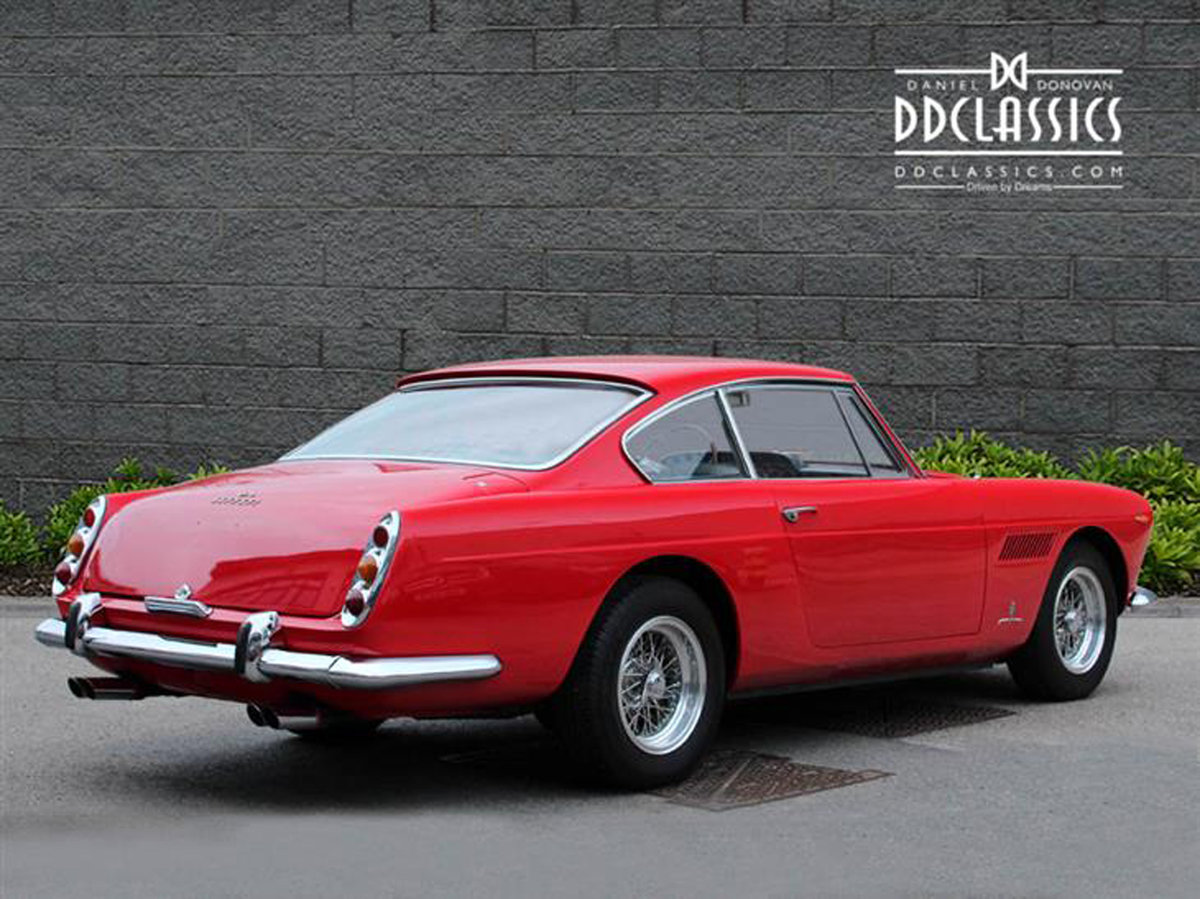 1962 Ferrari 250 GTE 1962 (LHD) For Sale (picture 3 of 20)
