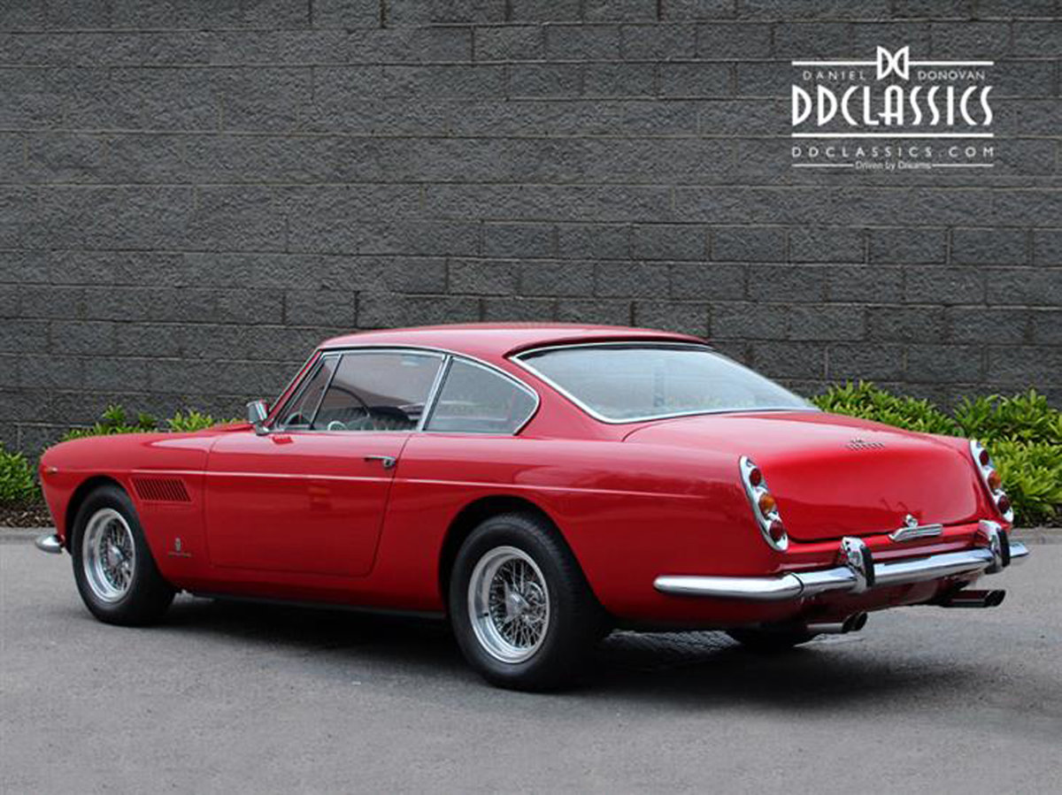 1962 Ferrari 250 GTE 1962 (LHD) For Sale (picture 4 of 20)