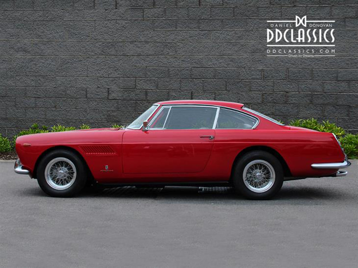 1962 Ferrari 250 GTE 1962 (LHD) For Sale (picture 5 of 20)