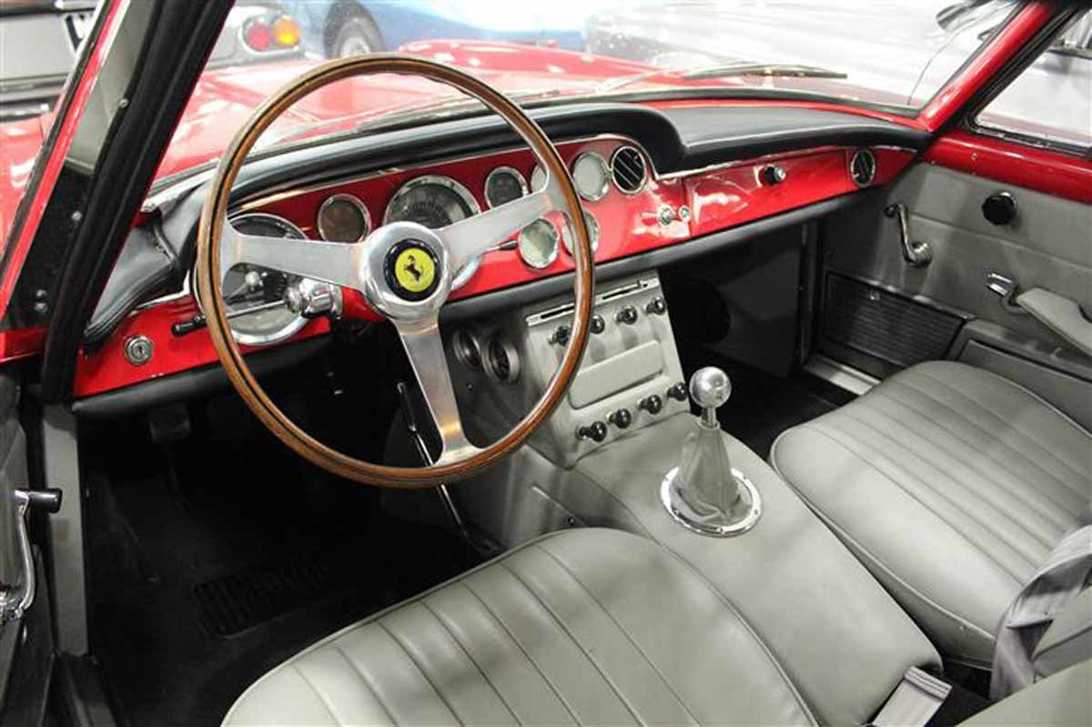 1962 Ferrari 250 GTE 1962 (LHD) For Sale (picture 6 of 20)