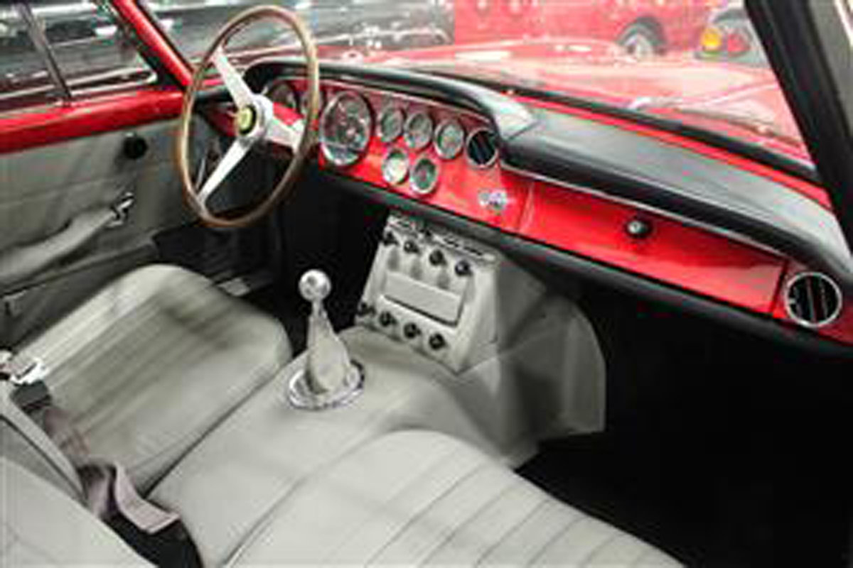 1962 Ferrari 250 GTE 1962 (LHD) For Sale (picture 8 of 20)