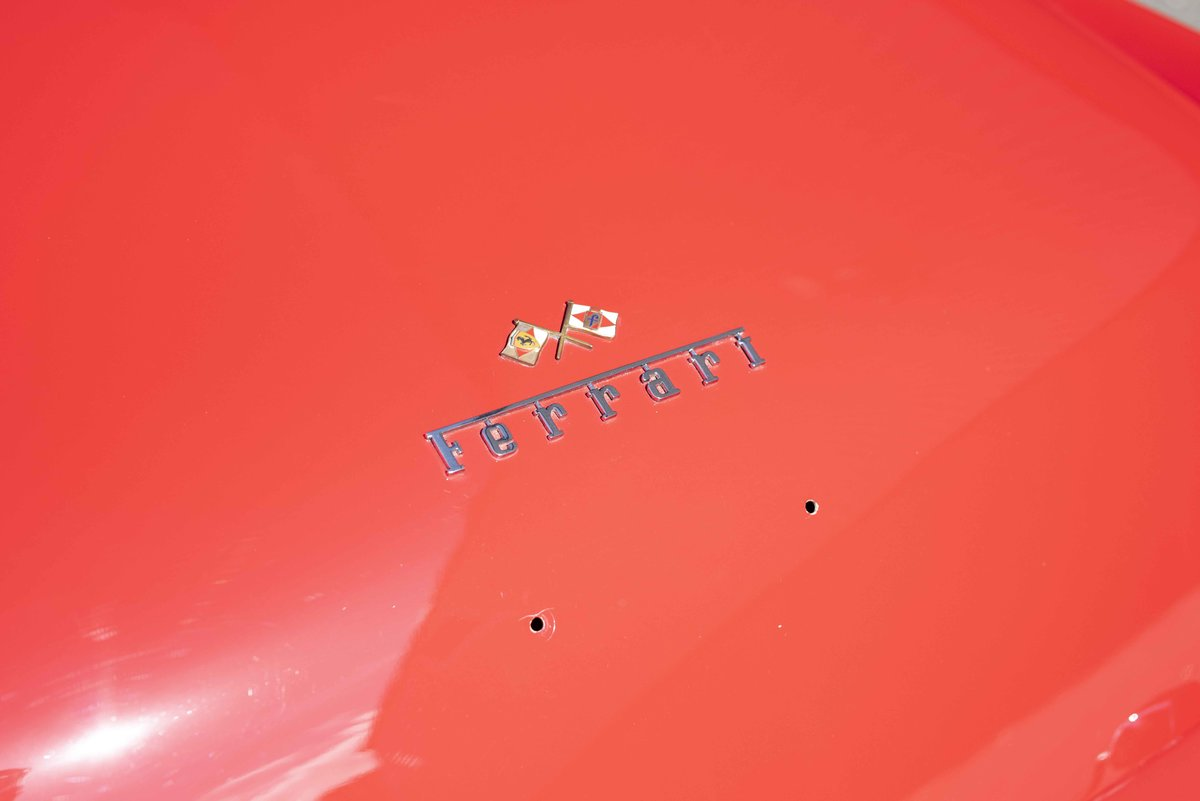 1962 Ferrari 250 GTE 1962 (LHD) For Sale (picture 10 of 20)