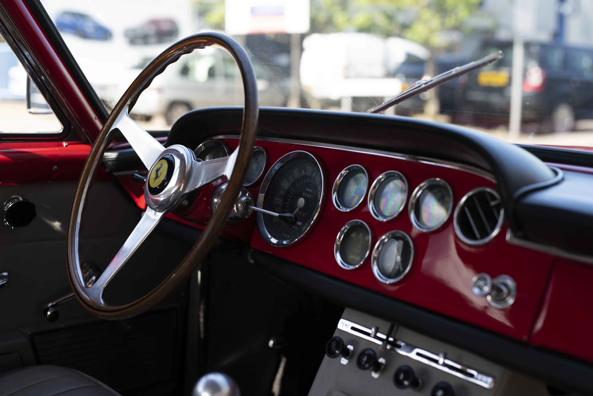 1962 Ferrari 250 GTE 1962 (LHD) For Sale (picture 12 of 20)