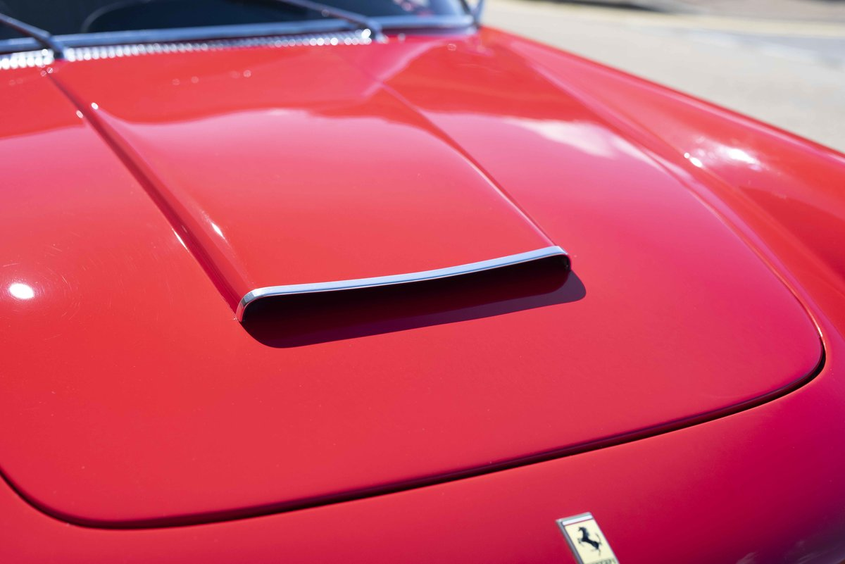 1962 Ferrari 250 GTE 1962 (LHD) For Sale (picture 19 of 20)