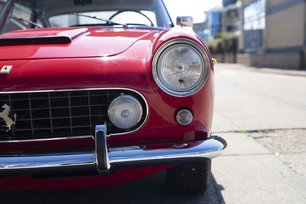 1962 Ferrari 250 GTE 1962 (LHD) For Sale (picture 20 of 20)