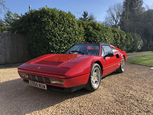 1987 Ferrari 328 GTS 12 Sep 2019 For Sale by Auction
