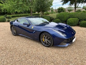 2014 Ferrari F12 Berlinetta – Only 4500 Miles For Sale