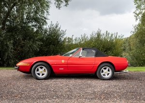 1973 Ferrari Daytona by E.G. Autokraft For Sale by Auction