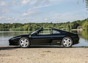 1993 Ferrari Ferrari 348 TS SOLD by Auction