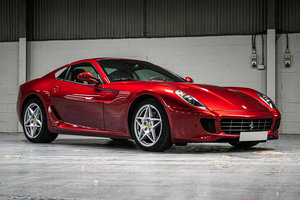 2008 Ferrari 599 GTB Manual For Sale