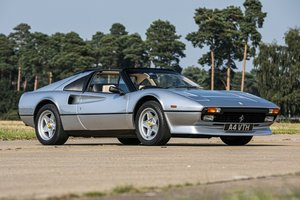 1984 FERRARI 308 GTS QV For Sale by Auction