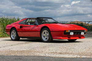 1981 FERRARI 308 GTS For Sale by Auction