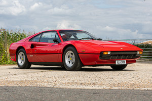 1977 FERRARI 308 GTB For Sale by Auction