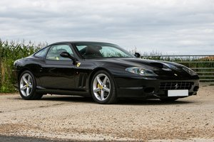 2004 FERRARI 575M MARANELLO F1 FIORANO For Sale by Auction