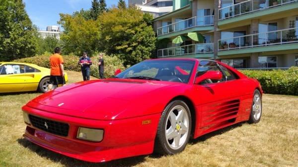 1992 Ferrari 348TS (Serie Speciale) Rare 1 of 100 low-km 12k For Sale (picture 1 of 6)