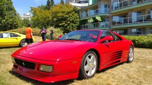 1992 Ferrari 348TS (Serie Speciale) Rare 1 of 100 low-km 12k For Sale