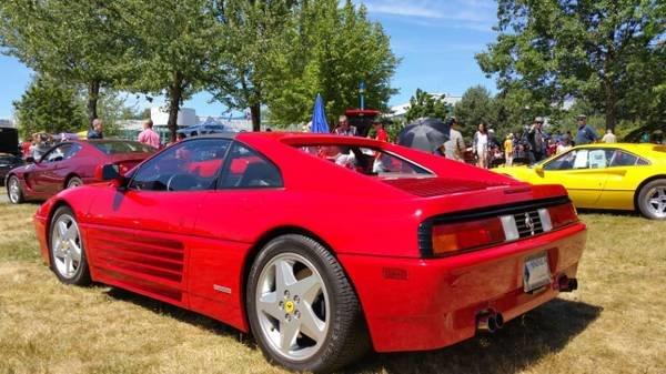 1992 Ferrari 348TS (Serie Speciale) Rare 1 of 100 low-km 12k For Sale (picture 3 of 6)