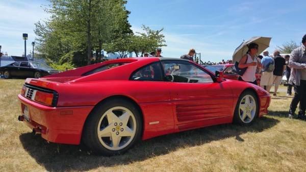 1992 Ferrari 348TS (Serie Speciale) Rare 1 of 100 low-km 12k For Sale (picture 4 of 6)