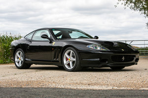 2003 FERRARI 575M MARANELLO F1 FIORANO For Sale by Auction