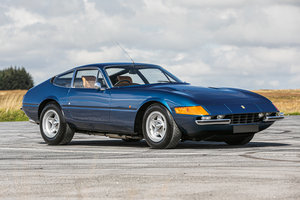 1972 Ferrari 365 GTB/4 Daytona with Ferrari Classiche For Sale by Auction