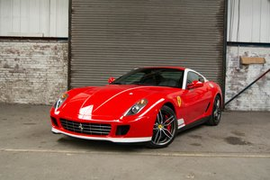 2012 Ferrari 599 GTB 60 F1 Alonso Final Edition For Sale