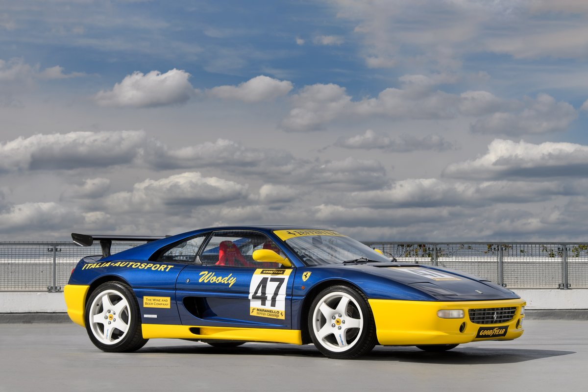 1997 Ferrari 355 Challenge  SOLD (picture 1 of 17)
