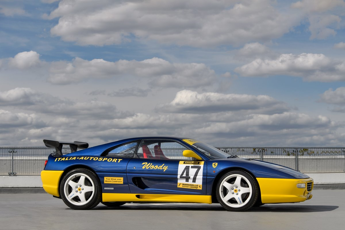 1997 Ferrari 355 Challenge  SOLD (picture 2 of 17)