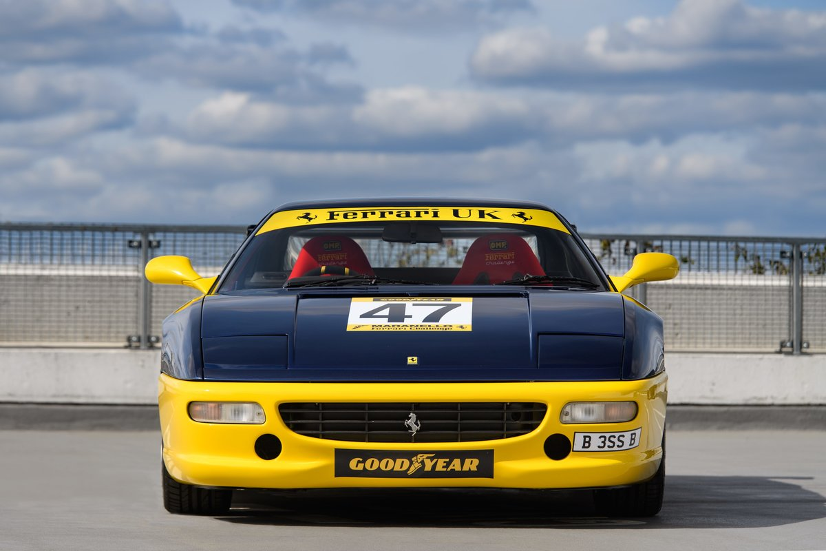 1997 Ferrari 355 Challenge  SOLD (picture 3 of 17)