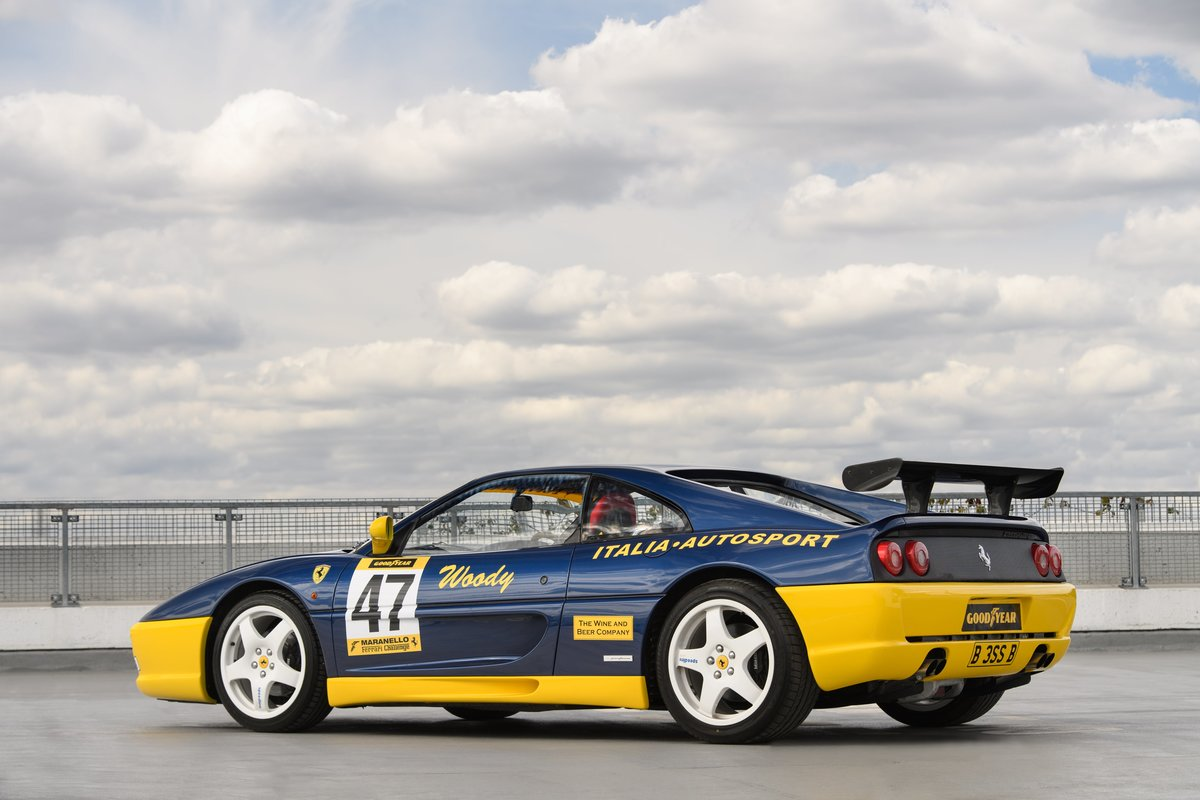1997 Ferrari 355 Challenge  SOLD (picture 7 of 17)