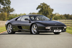 1996 Ferrari 355 Berlinetta Manual, UK Right Hand Drive For Sale by Auction