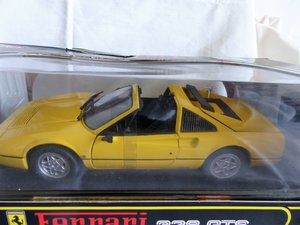 "Picture of  ""ANSON"" FERRARI 328 GTS- Detailed1:18 SCALE MODEL."