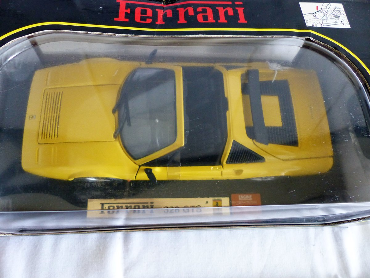 """ANSON"" FERRARI 328 GTS- Detailed1:18 SCALE MODEL. For Sale (picture 3 of 6)"