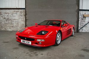 1995 Ferrari 512M For Sale by Auction