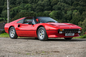 1983 FERRARI 308 GTS QV For Sale by Auction