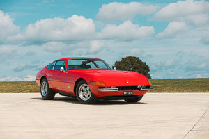 1972 Ferrari 365 GTB/4 Daytona - ex-Sir Elton John For Sale by Auction