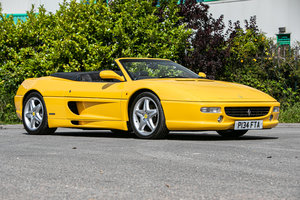 1997 Ferrari F355 Spider Manual For Sale by Auction
